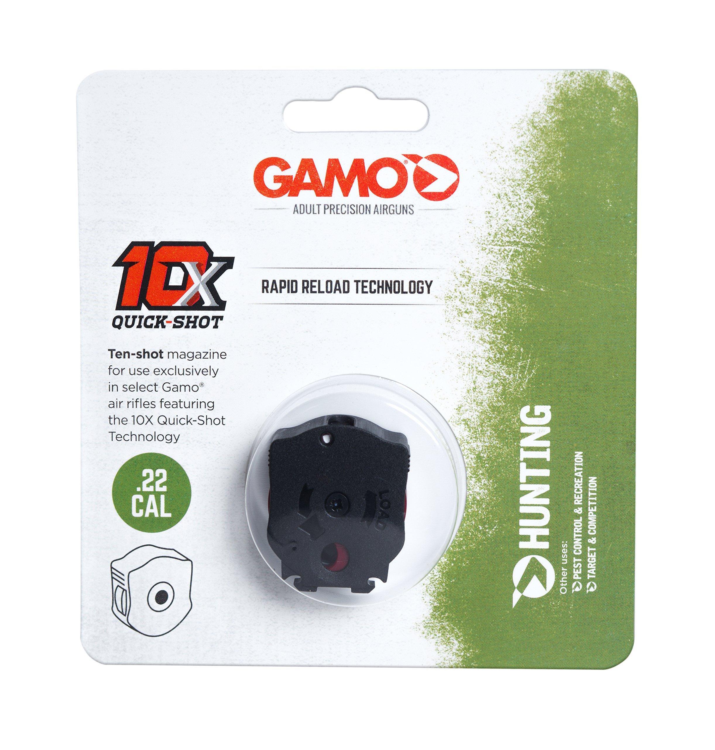 Gamo-Outdoors-22-Cal-10X-QUICK-SHOT-Magazine-for-Gamo-Swarm-Maxxim-10-shot thumbnail 3